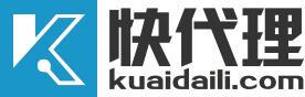 快代理logo